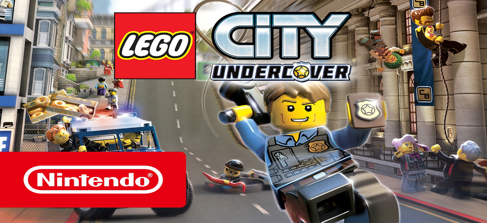 buy LEGO City Undercover for Switch at GameHeadz