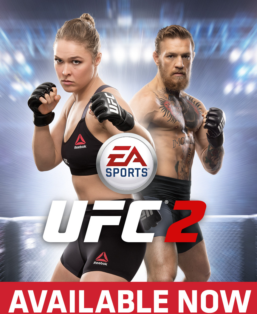UFC 2 on PlayStation 4 & Xbox One